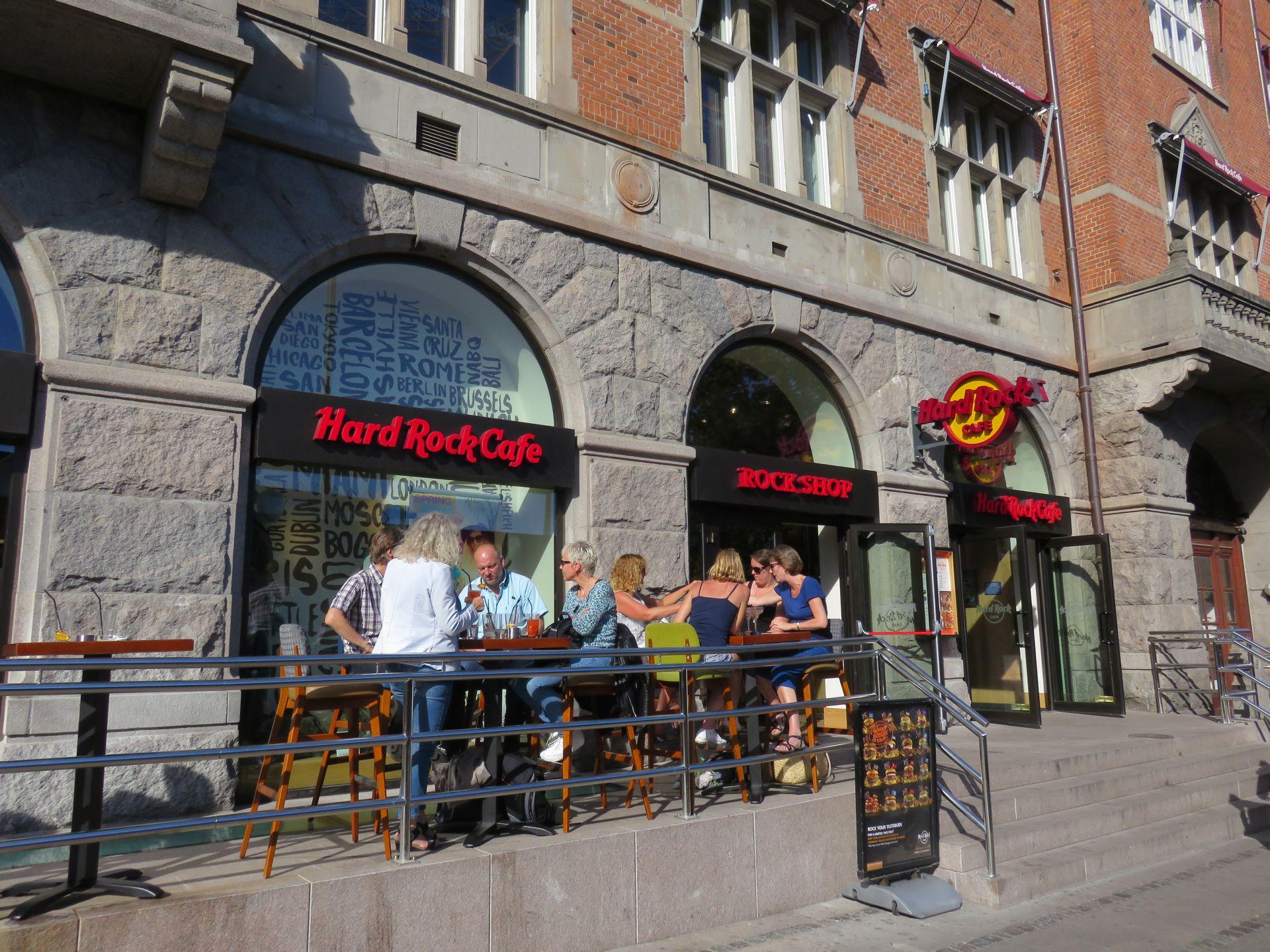 Hard Rock Caf Ef Bf Bd Copenhagen