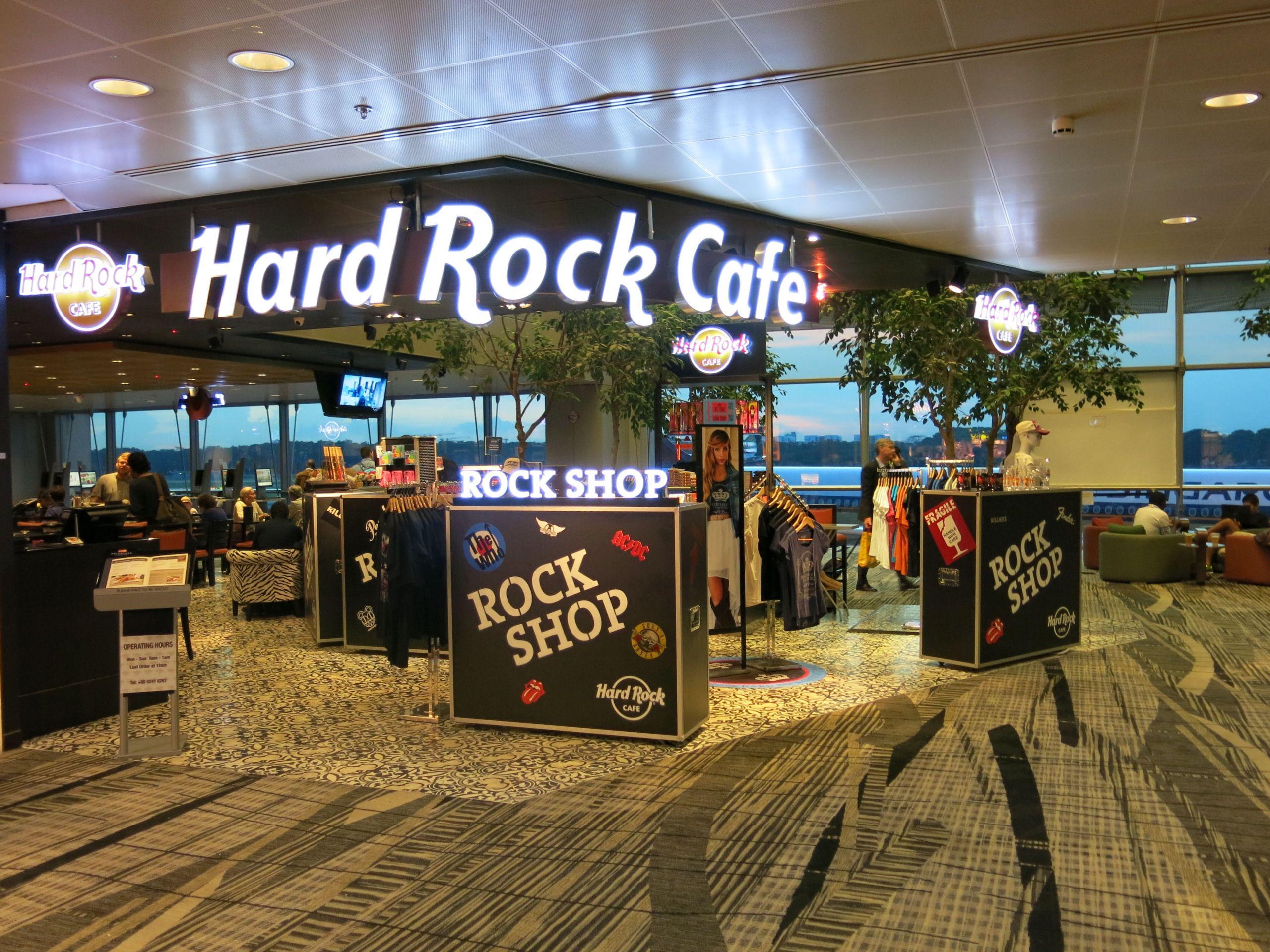 Hard Rock Cafe Hotel Singapore